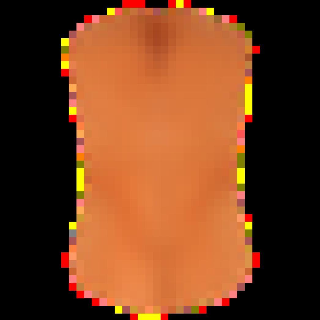 Melon Bluse