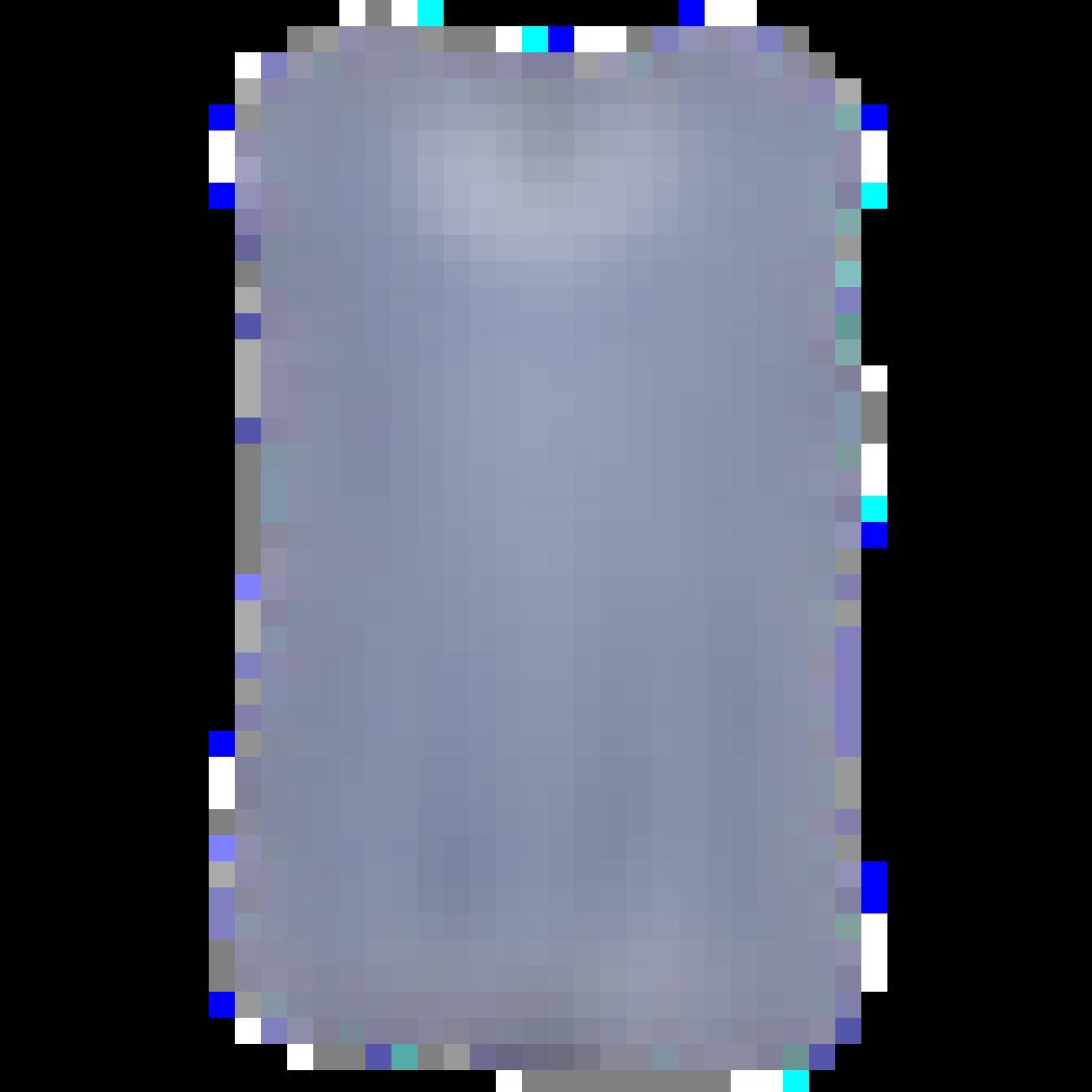 Elisa Blue Top