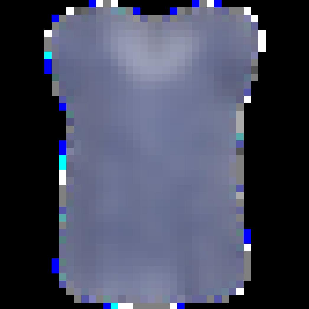Val Blue Shirt