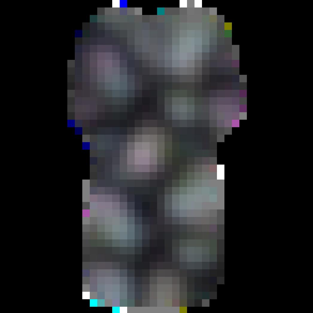 Ice Kleid